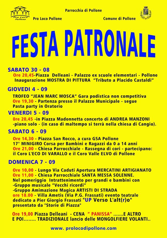 Patronale2014 manifesto 100x70